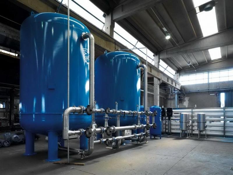 Промышленная водоподгтовка