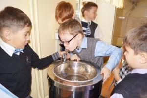 водоподготовка для школы